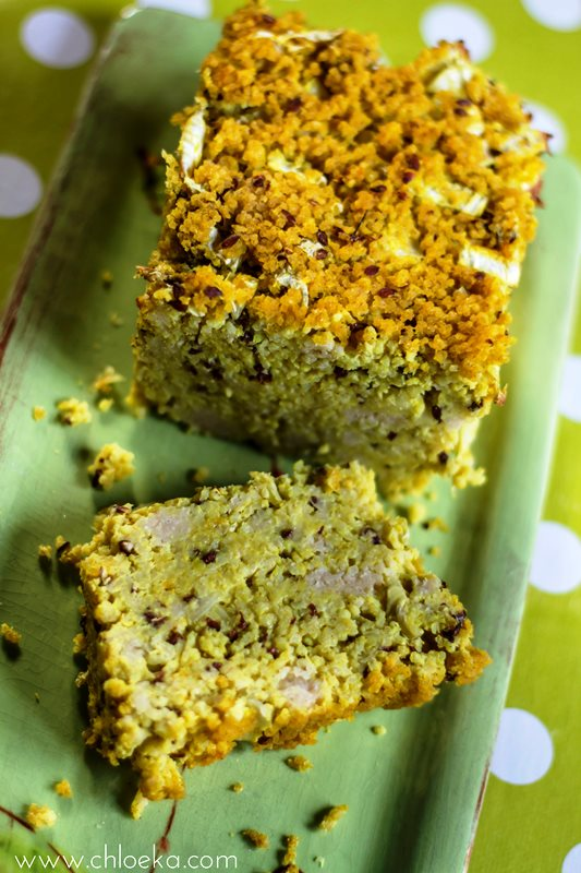 Chloeka- cake millet chou curry- mars 2016-5s