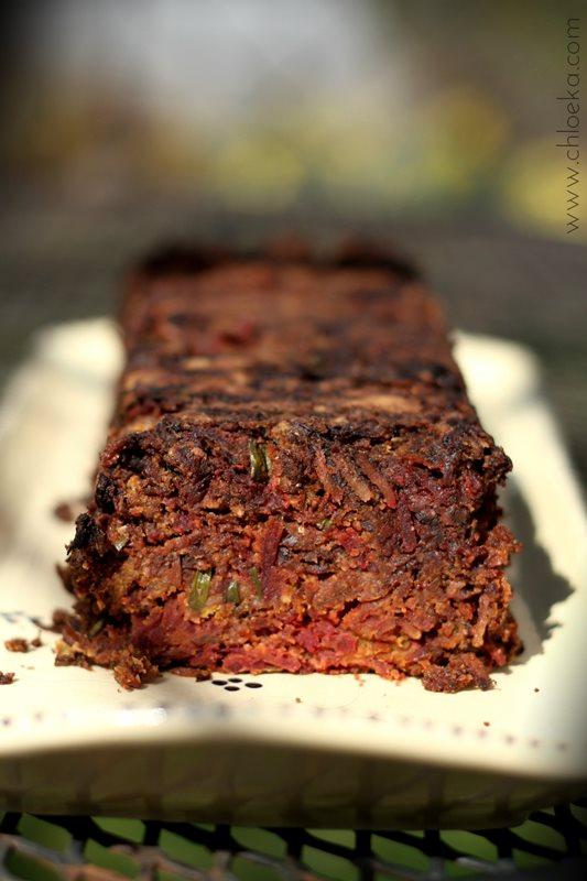 cake betterave carotte sans gluten à la crème de coco (21)s