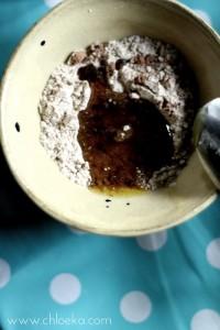 chloeka - Pâte à tartiner crue aux 3 farines et à la caroube (2)