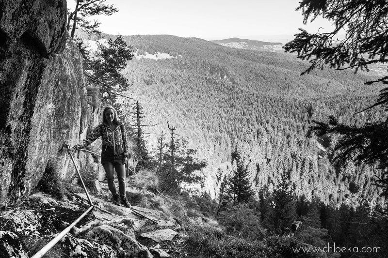 chloeka- Randonnée Gazon de Faing - Aout 2015 -Judith