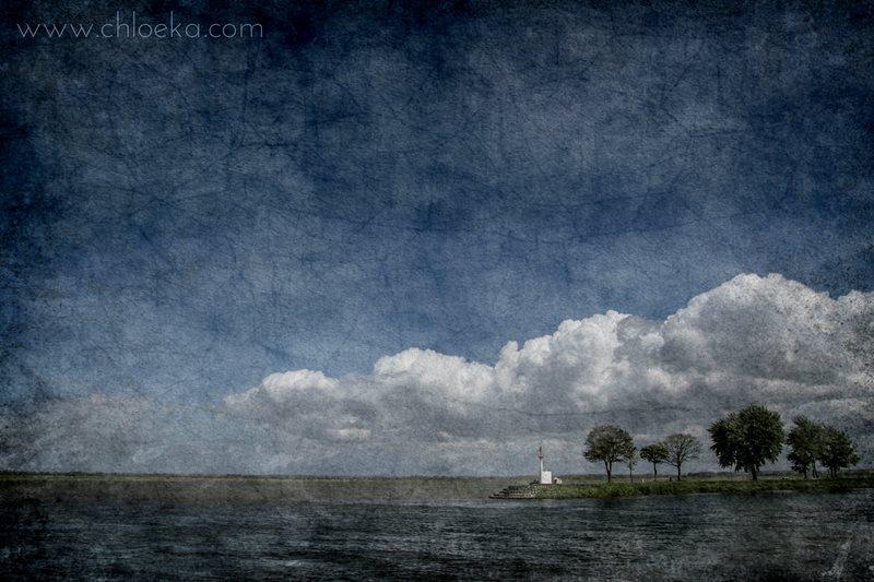 La Baie de Somme en mai.