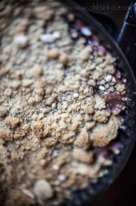 chloeka- crumble sucré aux 3 farines sans gluten- août 2014-10