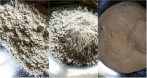 chloeka- farines et sucre