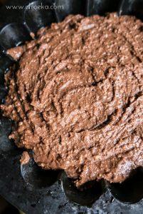 chloeka- gateau choco fondant 200 sans gluten- avril 2016_-13