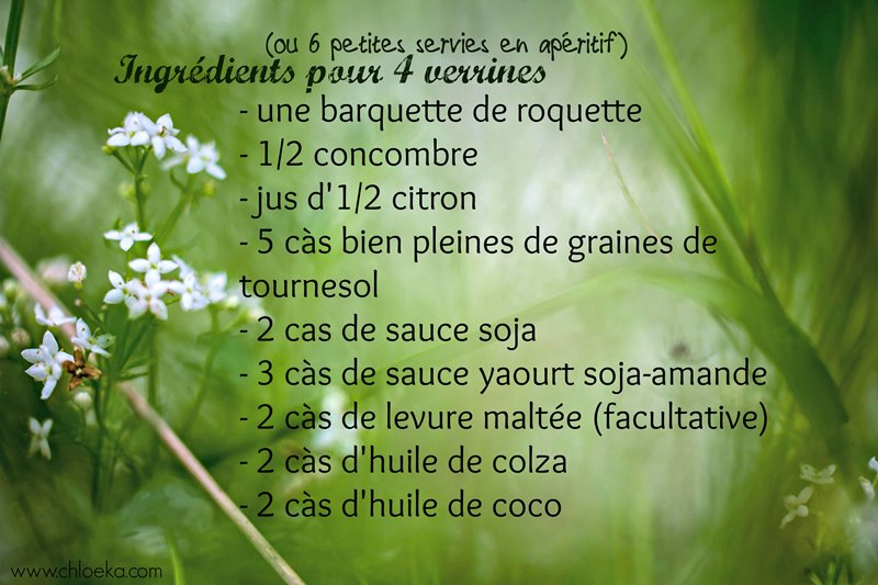 chloeka-ingredients-verrines-de-roquette-concombre