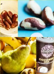 chloeka - mousse crue coco poire