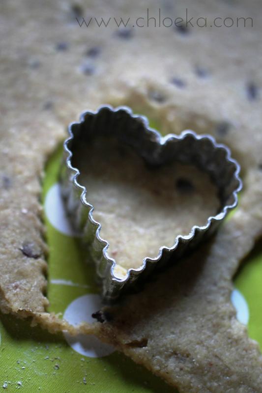 chloeka petit sablé au flocons de millet