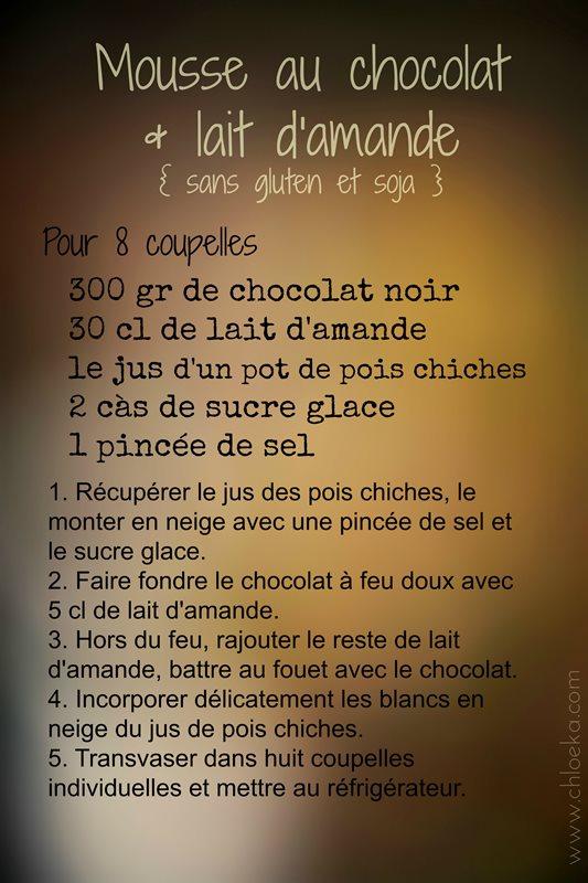 chloeka- recette mousse choco amande- nov 2015-8